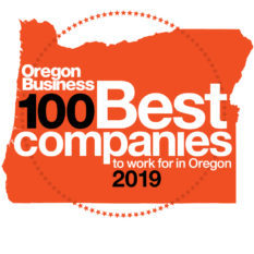 Oregon Best Companies to Work for Award